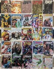 Marvel Avengers Comics Huge Lot 25 Comic Book Collection Set Run Books Box 1