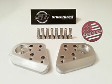 "StreetRays BMW R1100RT R1150RT R1200RT 1"" Handlebar Riser Bar Backs Kit"