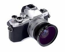 Grandangolo CONVERTITORE Ø 37mm HD di Dörr per Panasonic 14-42mm G X VARIO PZ