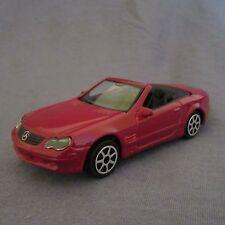 589D Maisto Mercedes SL Clase 1:43