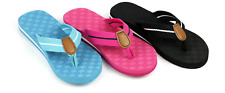 New Womens Ladies Flip Flops Girls Beach Sandals Shoes Size Light V Shape