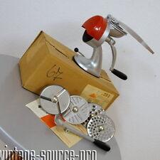 alte Minna M3 Universal Küchenmaschine mechanisch in OVP mit Anleitung 60er J.