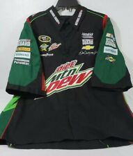 DALE EARNHARDT JR 88 SHORT SLEEVE SHIRT EMBROIDERED & PATCHES CHRISTMAS GIFT