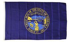 Nebraska State Flag 3 x 5 Foot Flag - New 3x5 Higher Quality Ultra Knit Flag