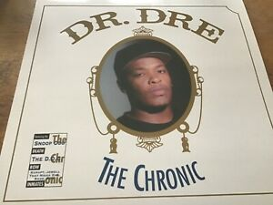 Dr Dre - The Chronic - Interscope Records Reissue 2019 New Unplayed