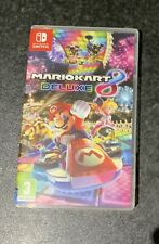 Super Mario Kart 8 Deluxe Video Game for Nintendo Switch Console