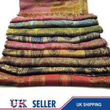 Joblot 10X Pashmina Scarf   Ladies Large Shawl Scarves 100% Wool Plain