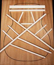 Adirondack Red Spruce OM / 000 Bracewood Kit, Acoustic Guitar Brace Wood Set
