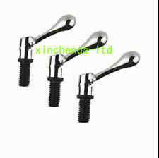 3pcs Milling Machine Parts Table Lock Bolt Handle M12 Thread For Bridgeport Part
