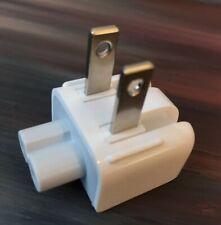 NEW Genuine Apple USBC MagSafe AC Wall Adapter DUCKHEAD 2 PRONG PLUG 45W 60W 85W