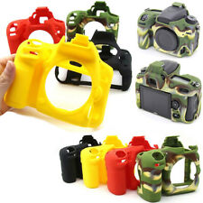 Soft Silicone Rubber Bag Protective Camera Body Cover Case Skin For Nikon D750
