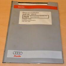 Werkstatthandbuch Reparaturleitfaden AUDI A8 Getriebe Automatik 01L CUE DSL DSN