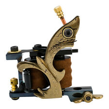NEW DAMASCUS CUSTOM TATTOO Machine SHADER / LINER Gun