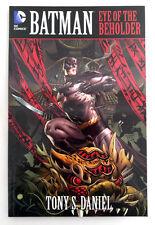 DC Comics Batman Eye of the Beholder NM Trade Paperback