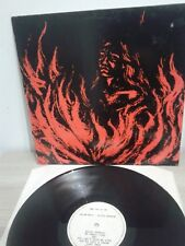 SALEM MASS WITCH BURNING VERY RARE USA PROG PSYCH LP LATE 80s ITALIAN PRESSING