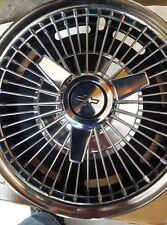 Chevrolet 1964 -1966 Wire Spoke Spinner hub caps NOS 3834904. 1 pair