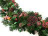 140cm Luxury Christmas Garland Handmade Artificial Christmas Garland Mantle
