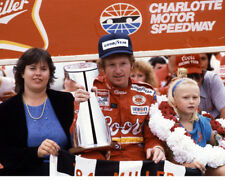 BILL ELLIOTT #9 COORS CHARLOTTE WIN 8X10 GLOSSY PHOTO
