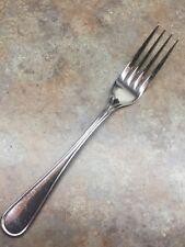 New listing 1 Oneida 18/10 New Rim Glossy Dinner Forks Sturdy Heavy Duty! Pre-Owned