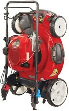 Self Propelled Walk Behind Gas Lawn Mower 22 In. Variable Speed SmartStow Grass