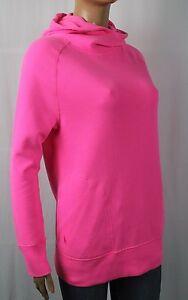 Polo Ralph Lauren Bright Pink Hoodie Sweatshirt Pink Pony NWT $145