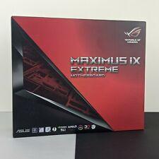 Asus Maximus IX Extreme Intel Z270 Socket 1151 90mb0sa0-m0eay0 Scheda Madre