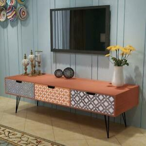 """TV Cabinet with 3 Drawers 47.2""""x15.7""""x14.2"""""""