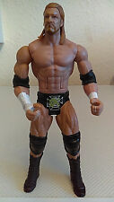 Mattel WWE World Championship WRESTLING Action Figure LOOSE Excellent Condition9