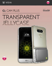 VOIA LG G5 CAM Plus TPU Transparent Jelly Case - LG OEM