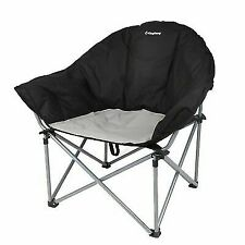 KingCamp Sofa Chair Oversize Padded Reclining Folding Heavy Duty Deluxe Portable