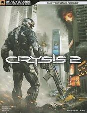 Crysis 2 Official Strategy Guide by BradyGames  (2011, Paperback) PS3, Xbox, PC