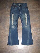 TRUE RELIGION jeans womans 25 x 29 short LENGTH 503 DENIM billy big joey