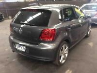 Parts from$20,Volkswagen POLO 77 TSI Comf 10-14 1.2L TURBO PETROL MAN LOW KM 63k