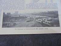 1914 Baugewerkszeitung 97/ Berlin Kaiser Wilhelm Akademie / Friesecke Britz ?