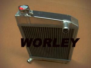 3 row aluminum radiator for AUSTIN ROVER MINI 1275 GT 1992-1997