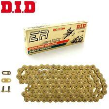 DID Kette Suzuki DR-Z 400 SM Bj.2008 B81112 B82111 Rollenkette 520NZ black Clip