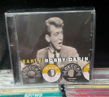 "BOBBY DARIN  ""Early""  -  CD"