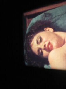 1950s Vintage 16mm film .. model ,  ....   # 518