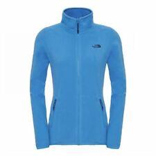 The North Face 100 Glacier Full Zip Jackets Fleece S-campanula Blue