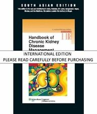 Handbook of Chronic Kidney Disease Management by John T. Daugirdas