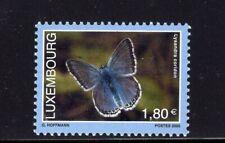 Luxembourg 2005 1.80E Lysandra Coridon Butterfly Sc 1174 MNH