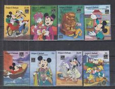D413. Antigua & Barbuda - MNH - Cartoons - Disney's - Various Characters