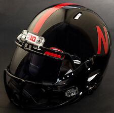 NEBRASKA CORNHUSKERS NCAA Authentic GAMEDAY Football Helmet w/ OAKLEY Eye Shield