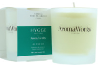AromaWorks Hygge Refresh candle 30cl