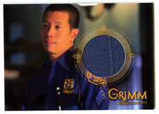 Breygent GRIMM GC-13 Costume Card for Reggie Lee as Sergeant Wu - Seam Variant