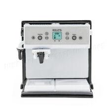 1:12 Miniature Expresso Coffee Maker Machine Metal Home Kitchen Dollhouse Decor