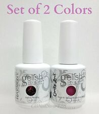 Harmony Gelish Soak-Off - SET OF ANY 2 COLORS x 0.5oz