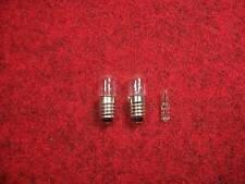Lampensatz  Braun Tuner CE500, CE 500,  CE500K, CE 500K