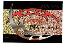 Star Trek TNG Next Generation Season 2 Embossed Chase Card S8 Bat'leth