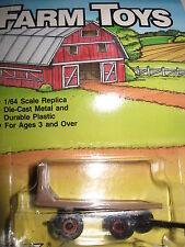 Ertl 1/64 farm toys Wagon Trailer